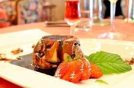 Dessert Ristorante Il Poeta Contadino Alberobello Bari