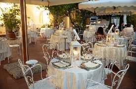 Foto principale Ristorante La Conchiglia Hotel Spa Villa del Mare