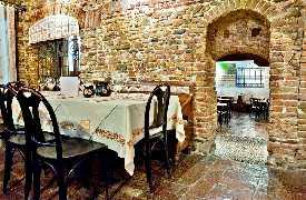 Foto Ristorante La Sangiovesa vicino a Santarcangelo di Romagna