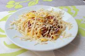 Tagliolini al limone Ristorante Le Crescentine di Novella Riccione