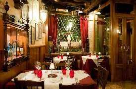 Sala da pranzo Ristorante Vecio Fritolin Venezia