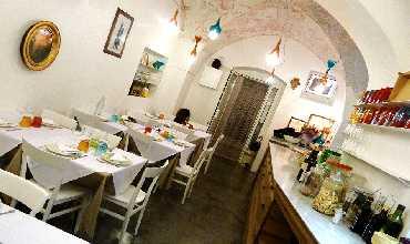 Ristorante Taverna Del Duca opinioni e recensioni - Locorotondo