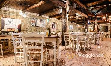 Ristorante Vesuvio Arezzo pesce e pizzeria