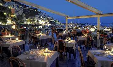 Ristorante Lido Azzurro opinioni e recensioni - Amalfi