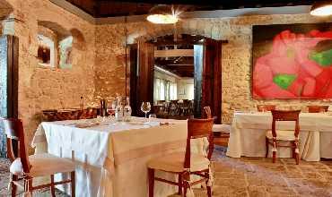 Masserie del Falco Forenza ristorante Gianfranco Bruno