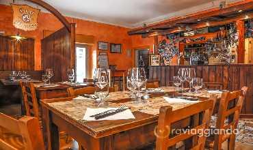 Ristorante Arcimboldo Canavaccio cucina di carne Urbino