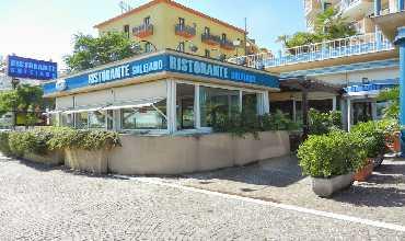Immagine esterno ristorante soleiado rimini