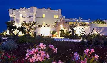 Ristorante White Borgobianco Resort & Spa opinioni e recensioni - Polignano a Mare