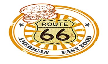 Foto Route 66 American Fast Food