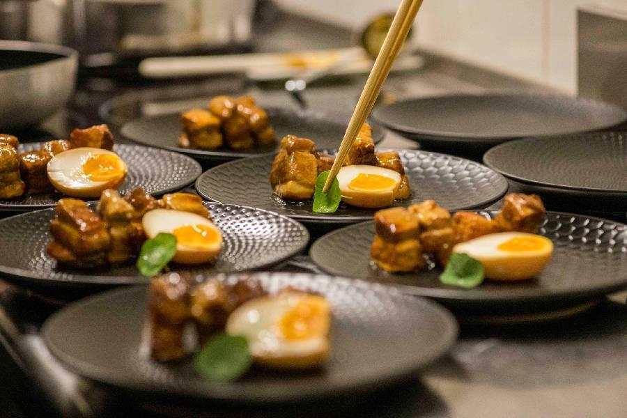 Yuki Cucina Giapponese Noci foto 0