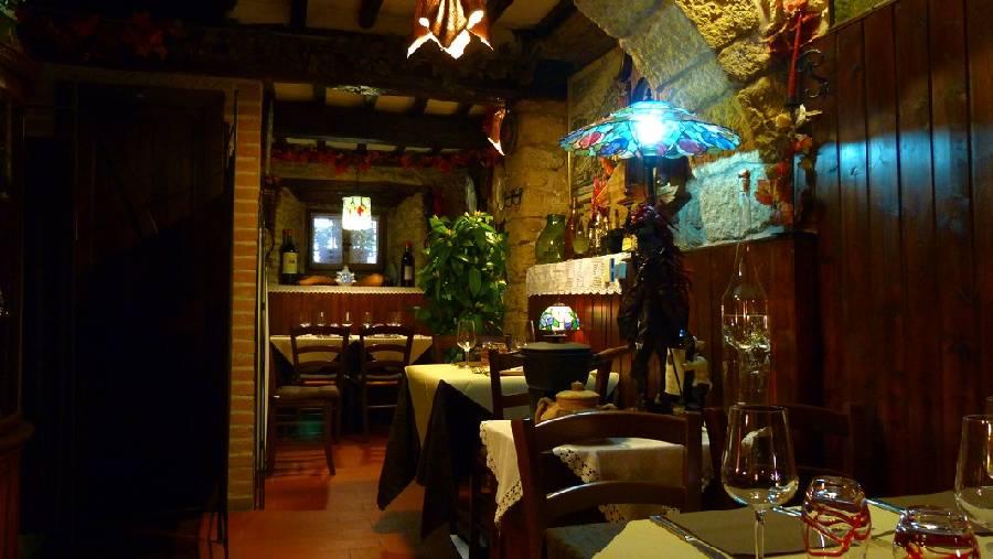 Ristorante Cantina di bacco San Marino - Foto 1