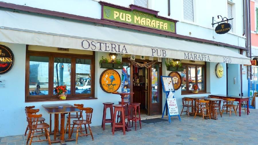 Osteria Pub Maraffa Cesenatico - Foto 4