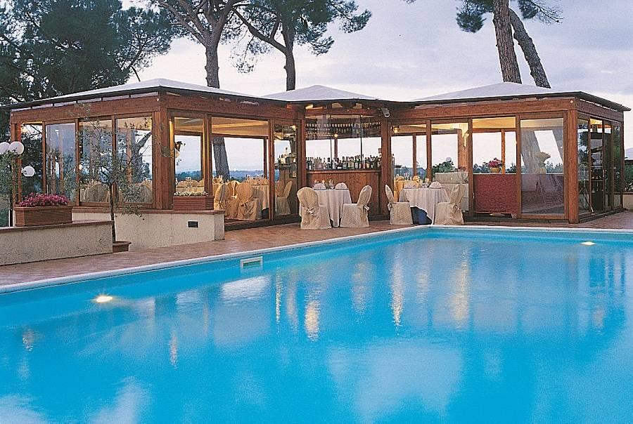La Terrazza Relais Villa Petrischio