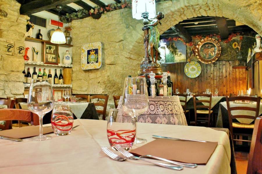 Ristorante Cantina di bacco opinioni e recensioni - San Marino