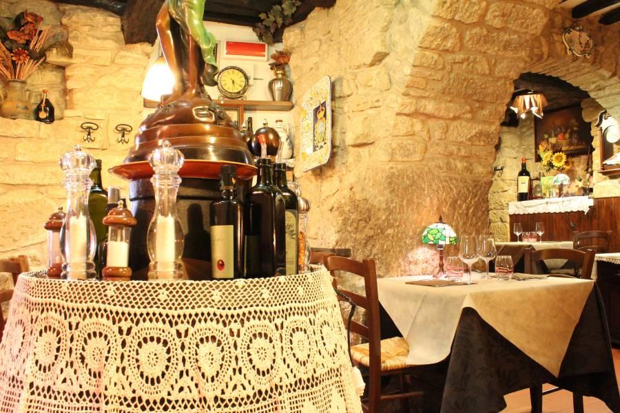 Ristorante Cantina di bacco San Marino - Foto 4