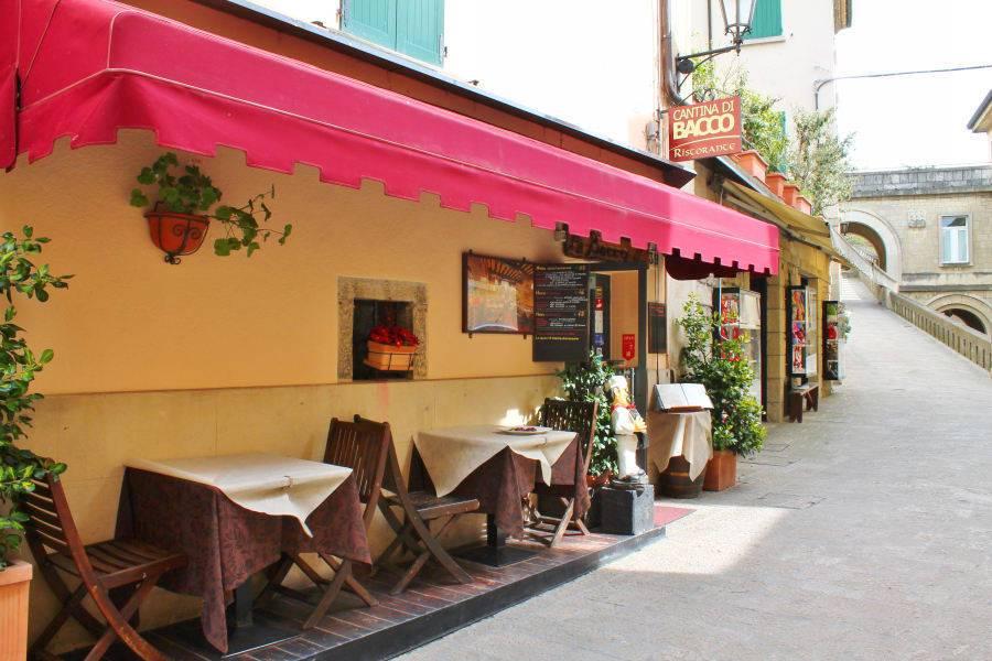 Ristorante Cantina di bacco San Marino - Foto 8