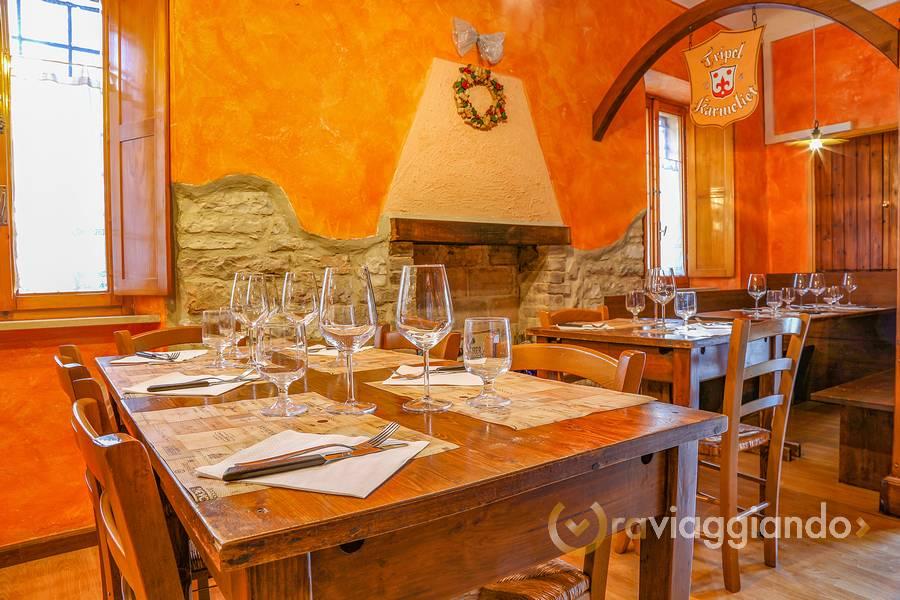 Ristorante Pizzeria Arcimboldo Urbino foto 1