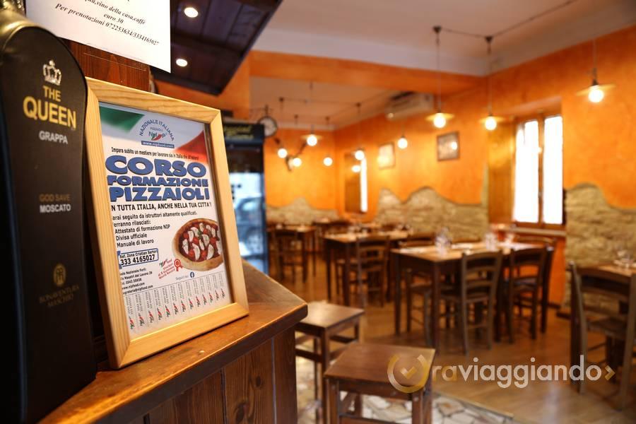 Ristorante Pizzeria Arcimboldo Urbino foto 4