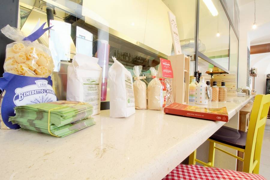 Pasta e farine Osteria Botteghe Antiche Putignano