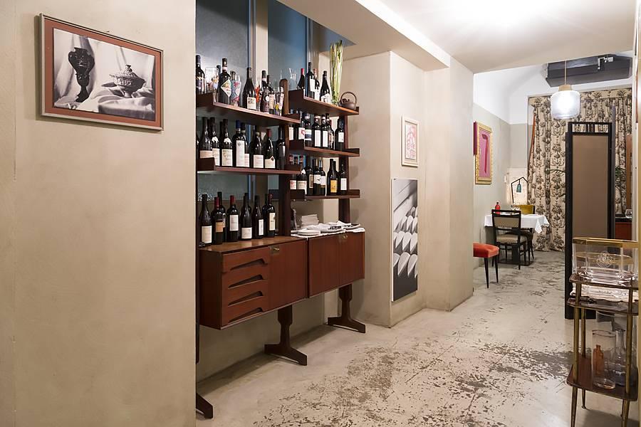 Corridoio Ristorante La Bull Bari