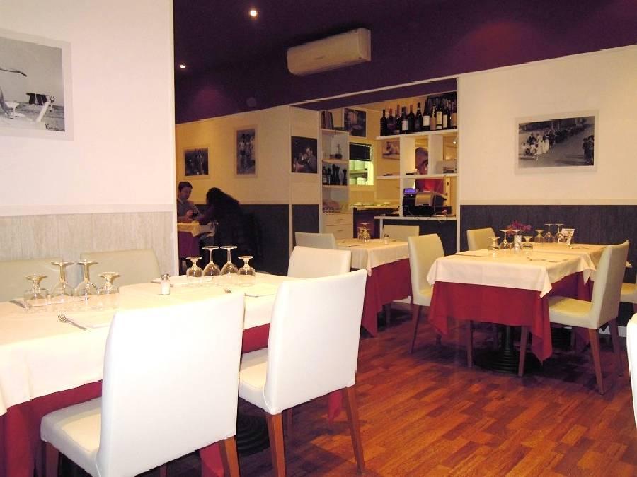 Tavoli Da Marcone trattoria conviviale Milano