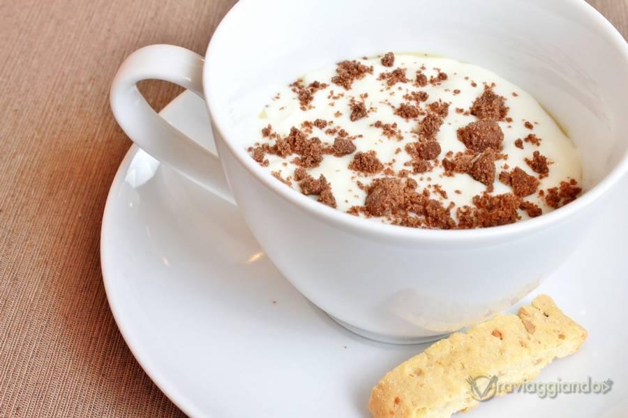 Dessert in tazza Ristorante D'Istinto Senigallia