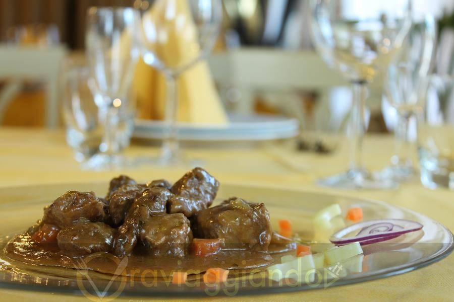 Secondo gourmet Ristorante Isola Belgatto Fano