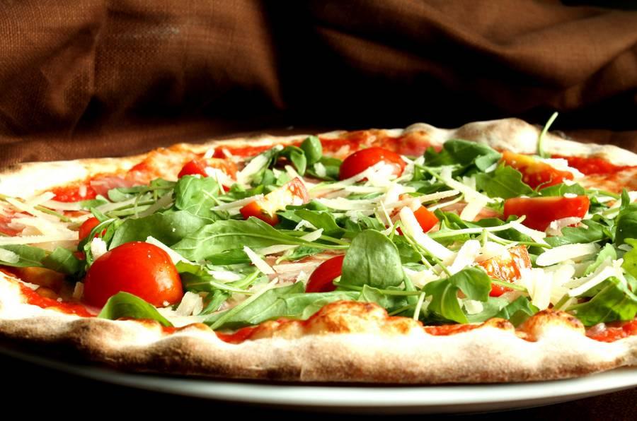 Pizza estiva Ristorante Pantalin Saltara