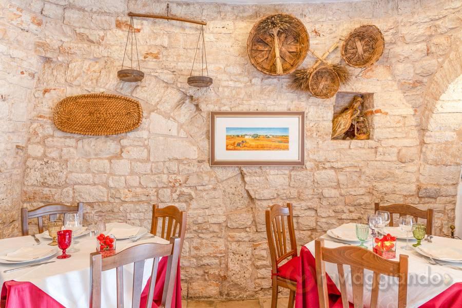 Ristorante L'Aratro Alberobello foto 2