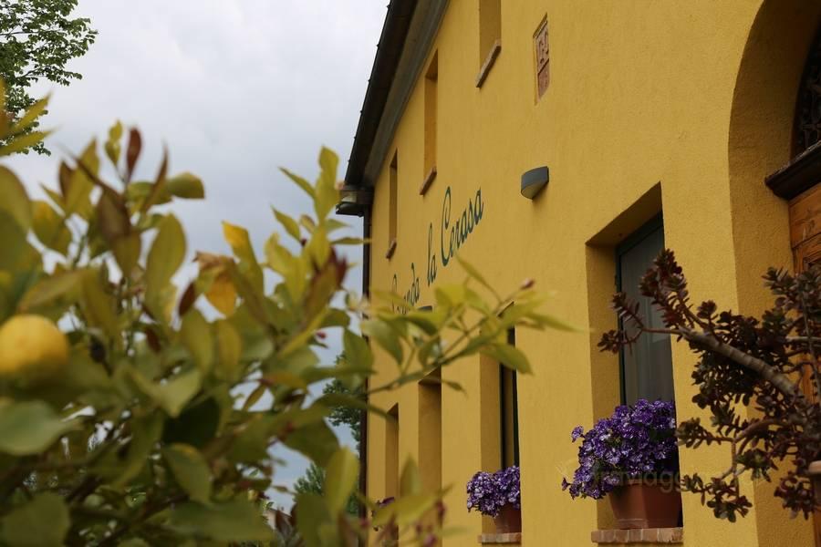 Ristorante Locanda La Cerasa San Costanzo foto 11