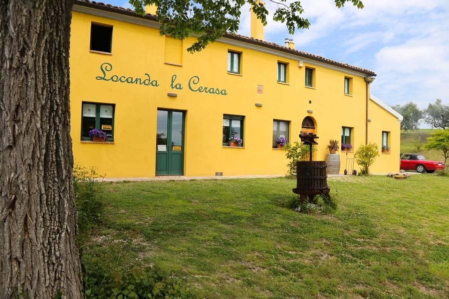 Ristorante Locanda La Cerasa San Costanzo foto 13