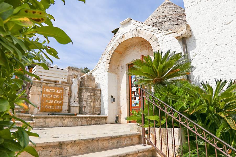 Ristorante L'Olmo Bello Alberobello foto 0