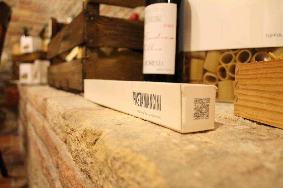 Pasta Mancini iRistorante Taverna del Ghiottone Fano