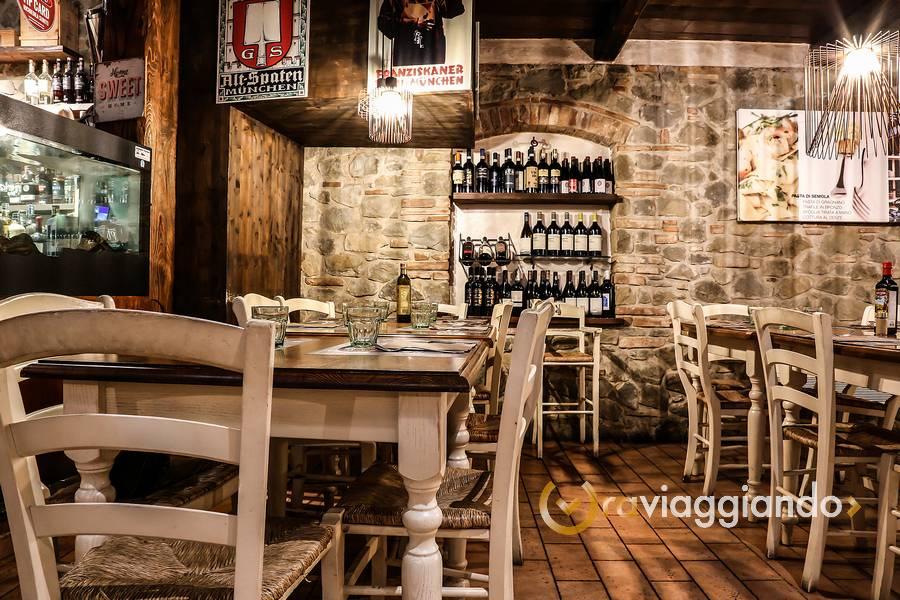 Ristorante Il Vesuvio Arezzo foto 2