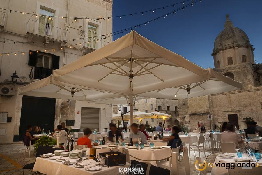 Ristorante Piazza Palmieri Monopoli foto 10