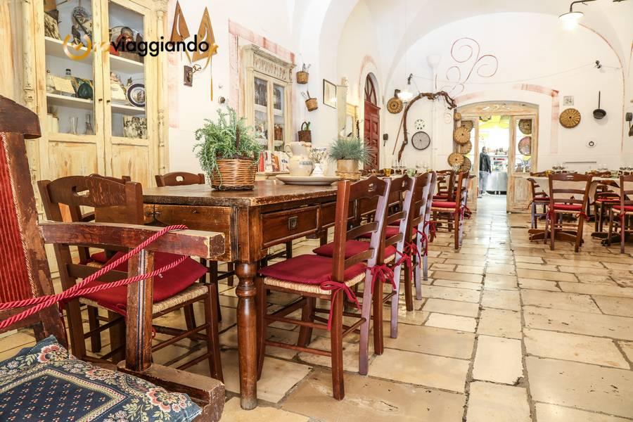 Ristorante Terranima - ristoro pugliese Bari foto 3