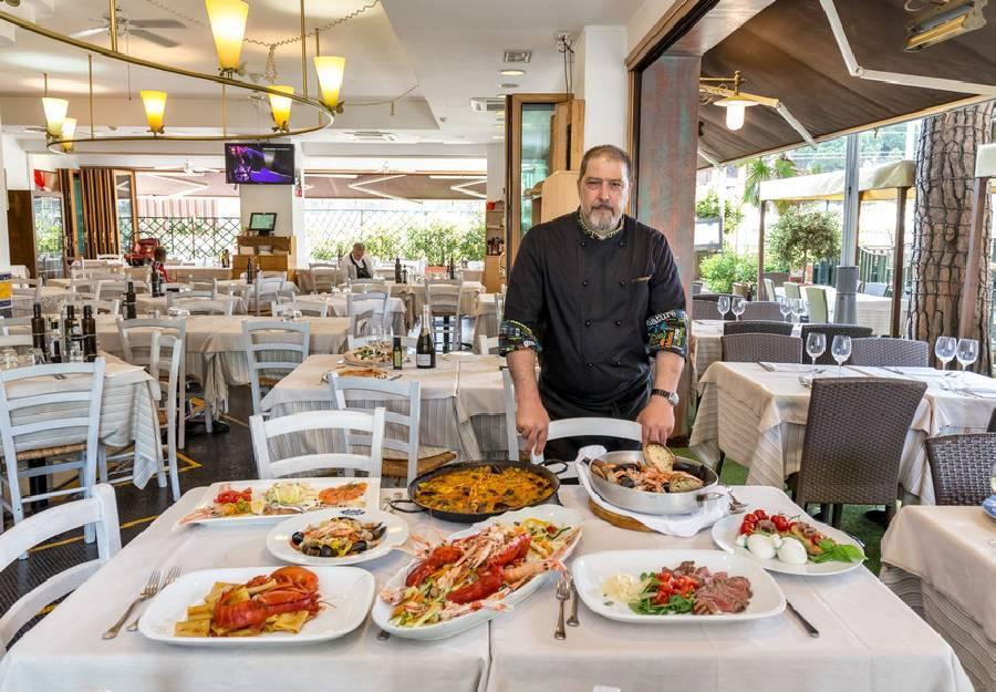Ristorante Pizzeria Frankly Riccione foto 2