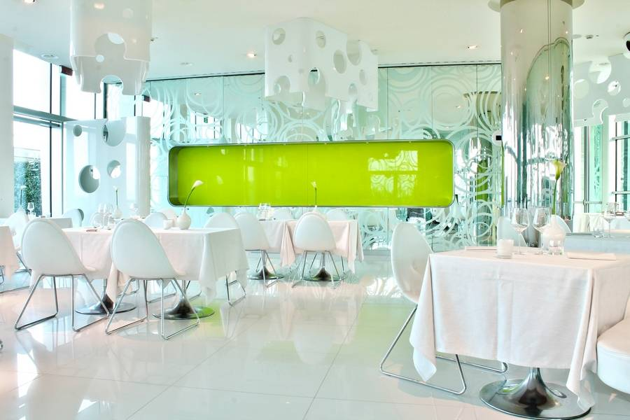Sala da pranzo Ristorante I Fame Rimini