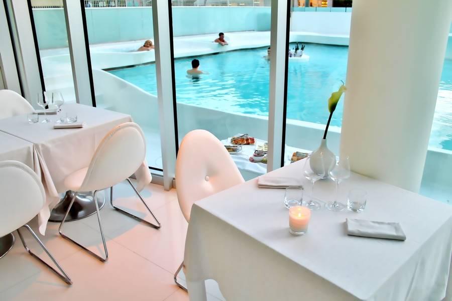 Swimming pool Ristorante I Fame Rimini