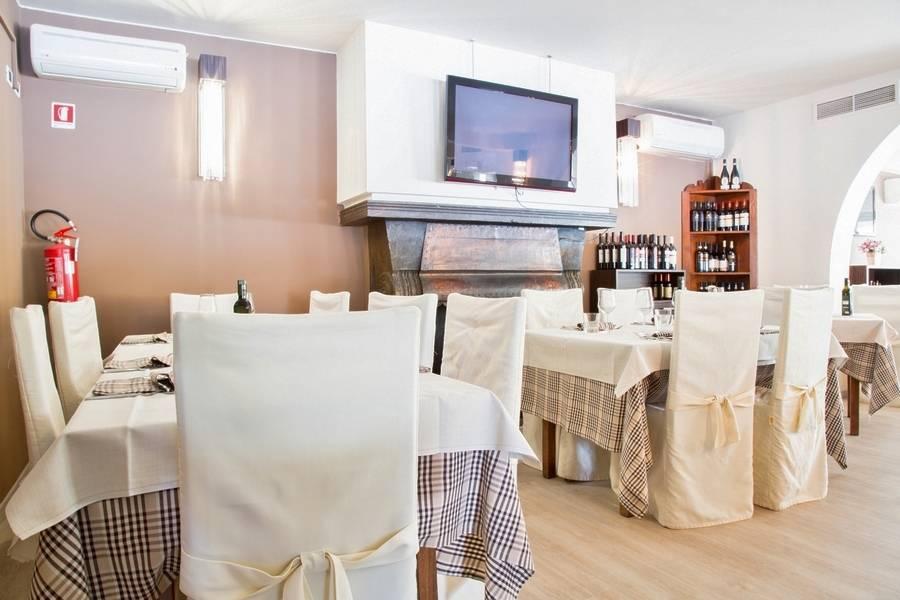 Sala da pranzo  Ristorante Zi Rosa Riccione