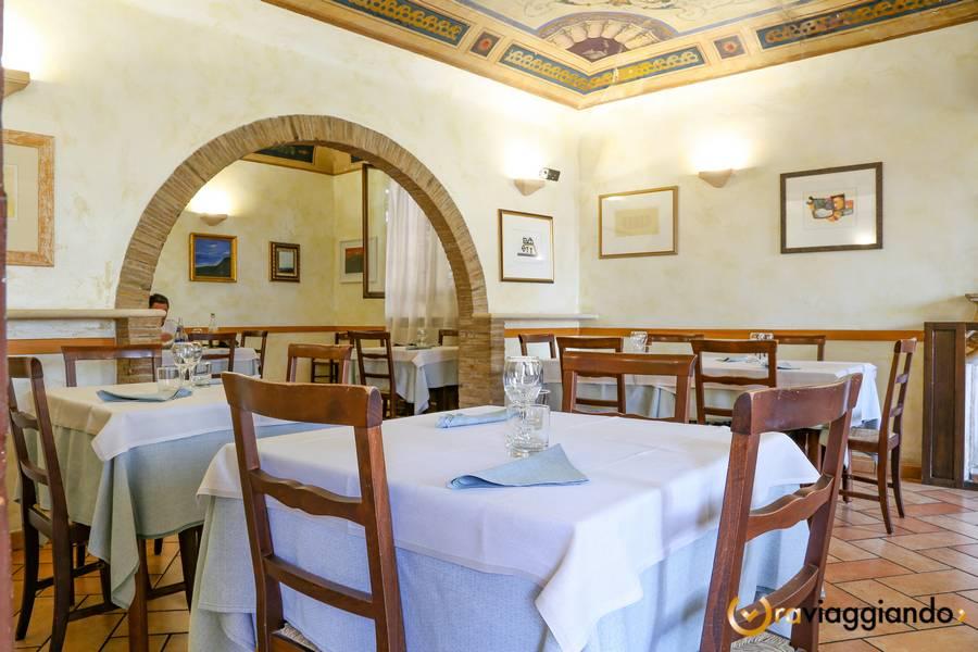 Ristorante Taverna Degli Artisti Urbino foto 3