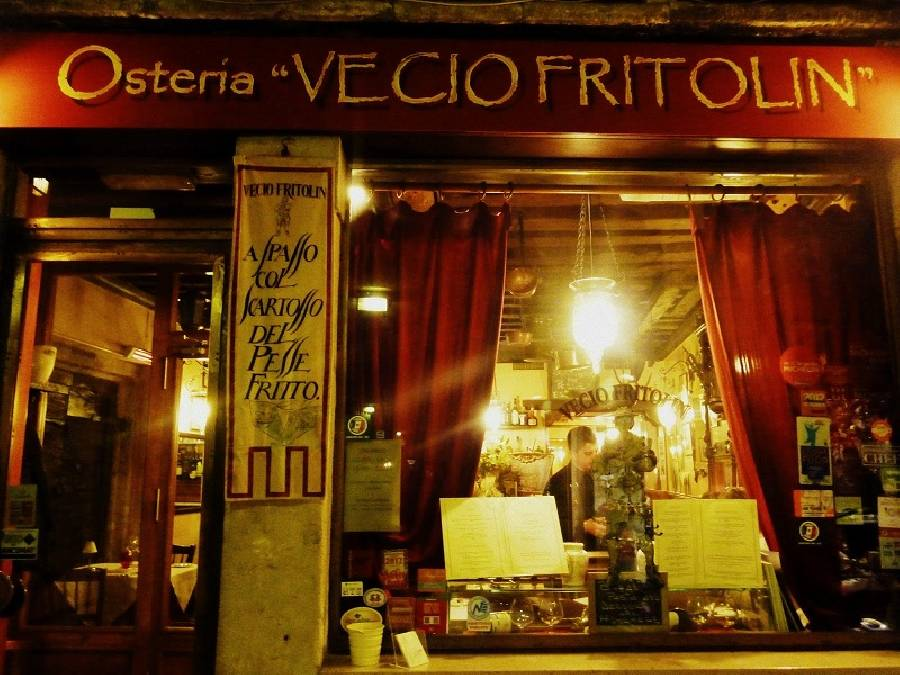 Ristorante Vecio Fritolin Venezia