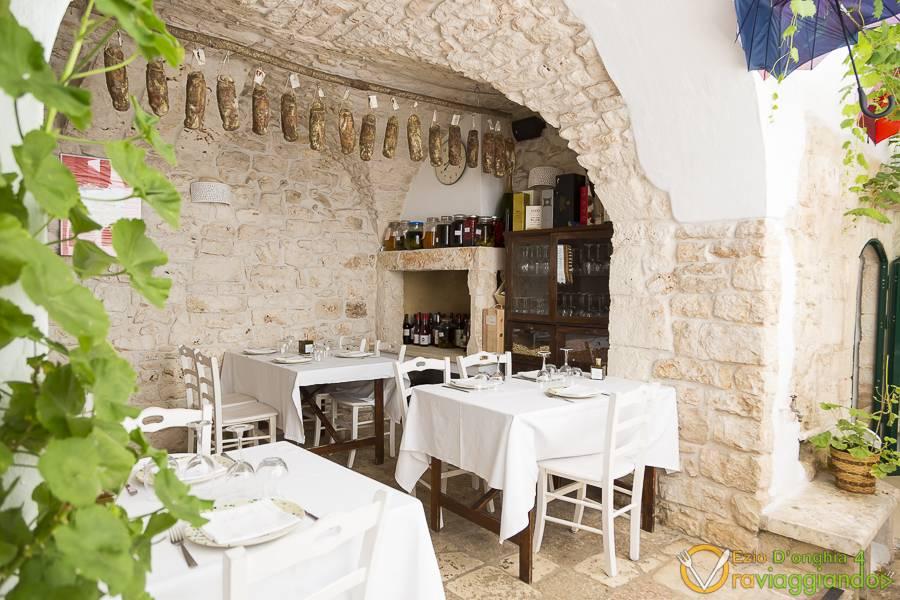 Cibus ristorante Ceglie Messapica foto 1
