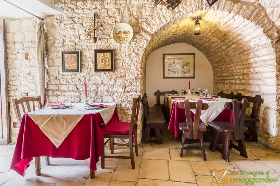 Sala da pranzo 2 Ristorante l'Aratro Bari