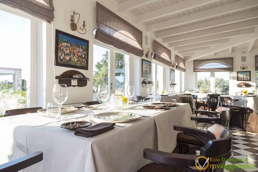 Ristorante ArteCibo Leonardo Trulli Resort Locorotondo foto 7