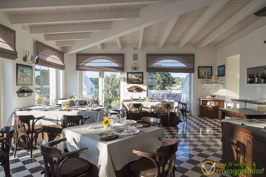 Ristorante ArteCibo Leonardo Trulli Resort Locorotondo foto 9