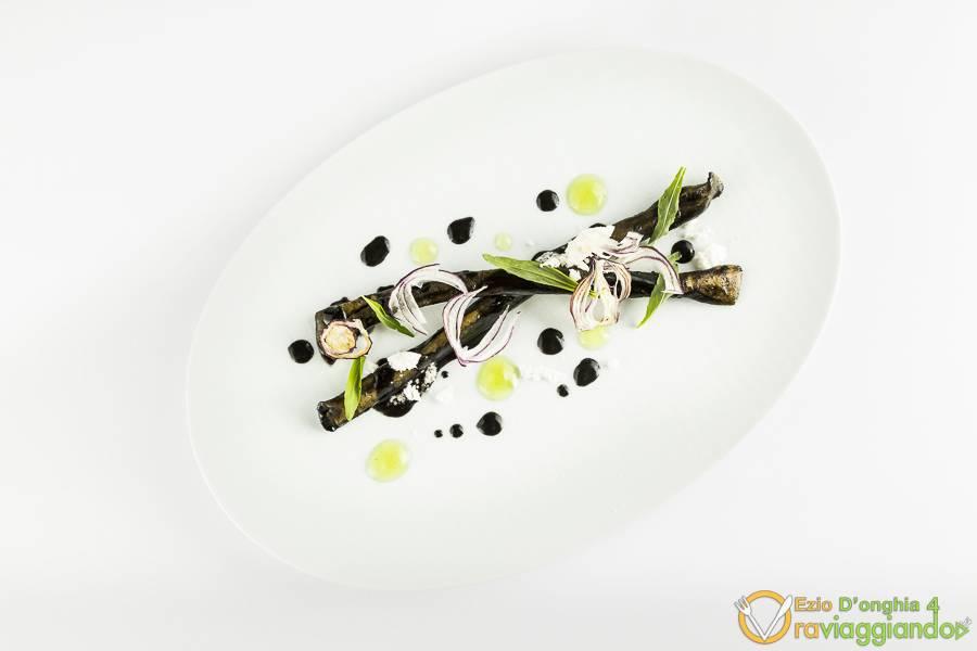Piatto gourmet Memory Ristorante Bisceglie