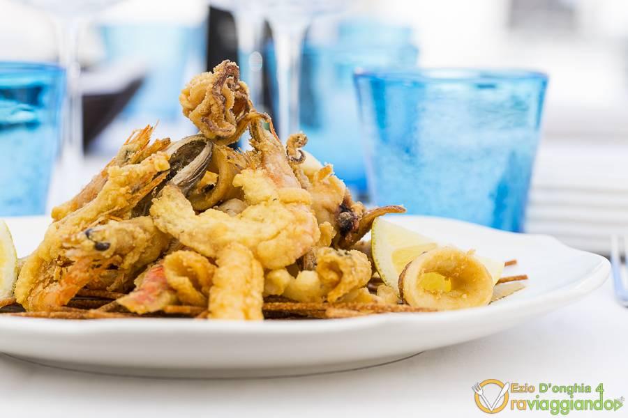 Frittura di pesce Ristorante Piazza Palmieri Monopoli foto 11
