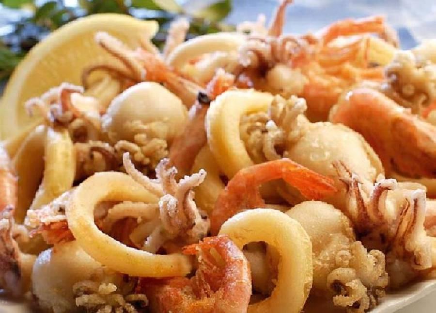 Kalamaro fritto di Osteria opinioni e recensioni - Riccione