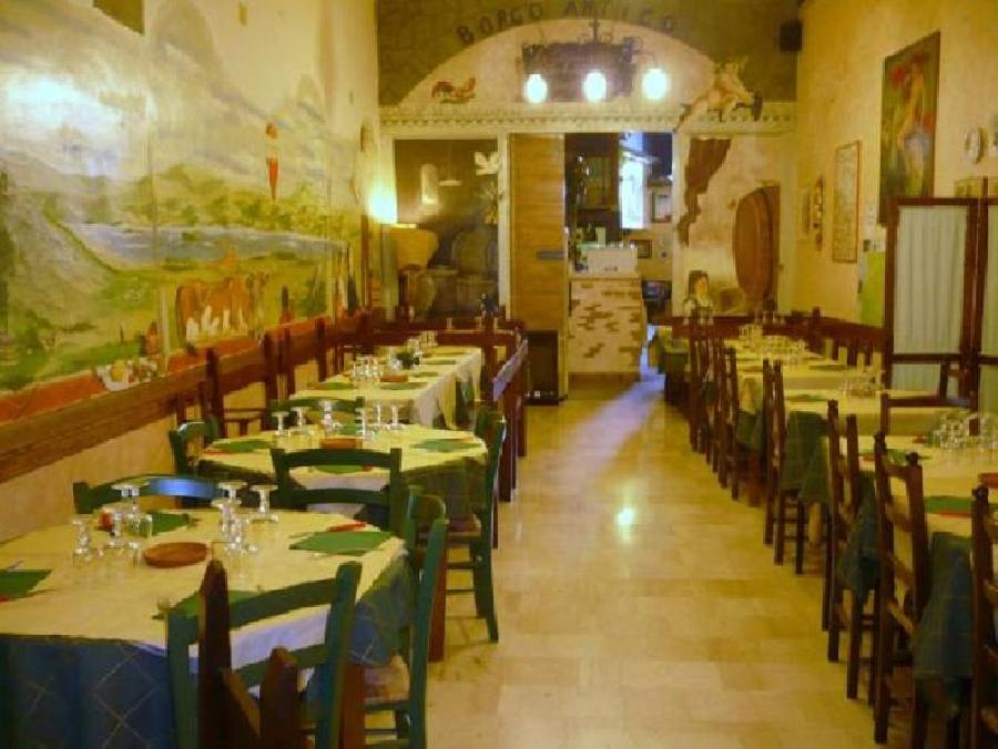 Borgo Antico opinioni e recensioni - Montefiascone